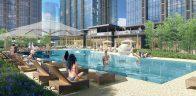 The Sunshine Residences Amenity Pool